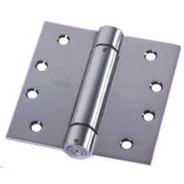 View Stanley 2060R 102 X 102Mm S.Chrome Spring Door Hinge (Single Hinge)