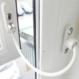 View Cardea White Window & Door Restrictor