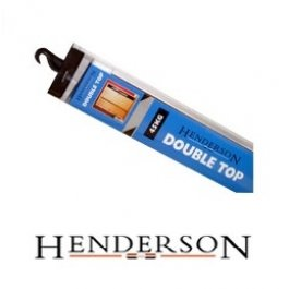 View Henderson Double Top Sliding Wardrobe Door Gear Set W18
