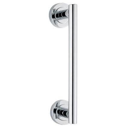 Aa14acp 229mm P Chrome Calla Pull Handle Door Pull
