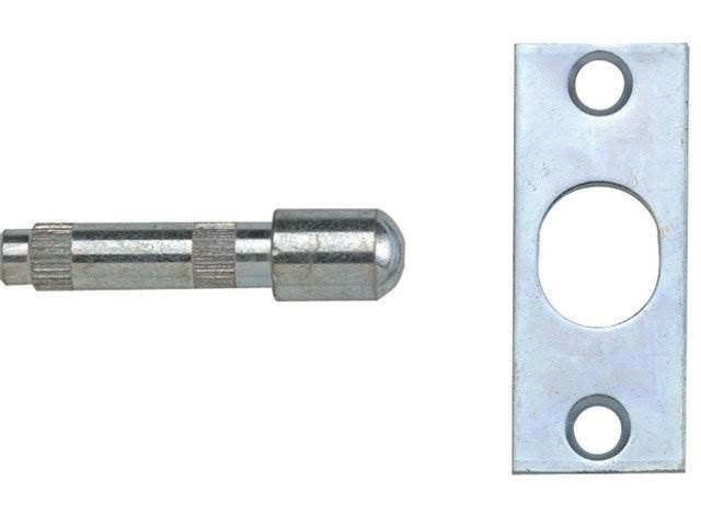 Yale P-125 Zinc Plated Hinge Bolts (Packed In Pairs)