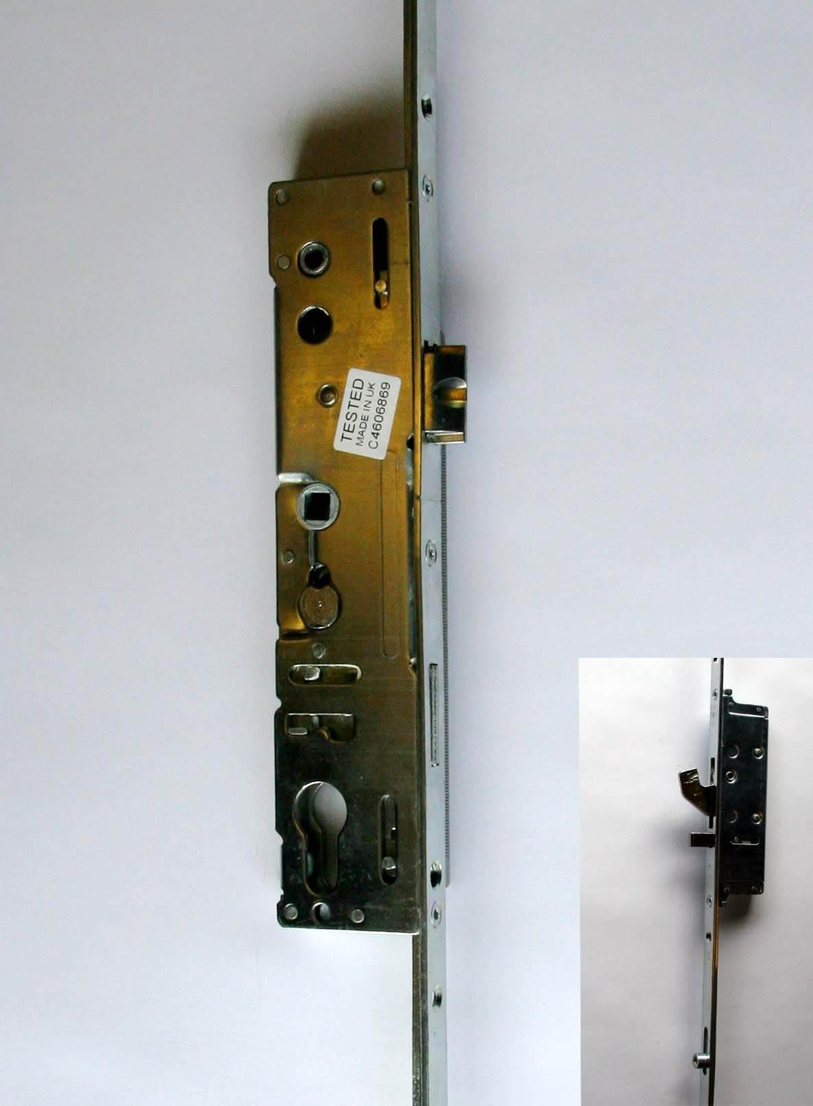 Mila Master 041002 041202 Multipoint Door Lock