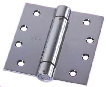 Stanley 2060R 89 X 89Mm S.Chrome Spring Door Hinge (Single Hinge)