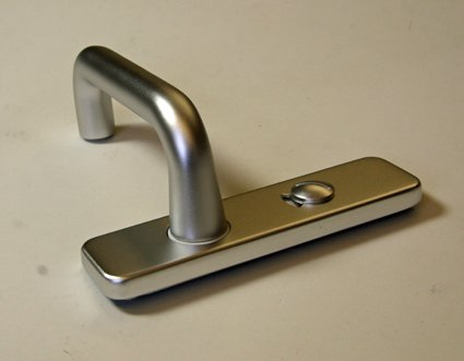 In119/1B S.A.A. (D.D.A) Safety Lever Bathroom Door Handle - Lever ...