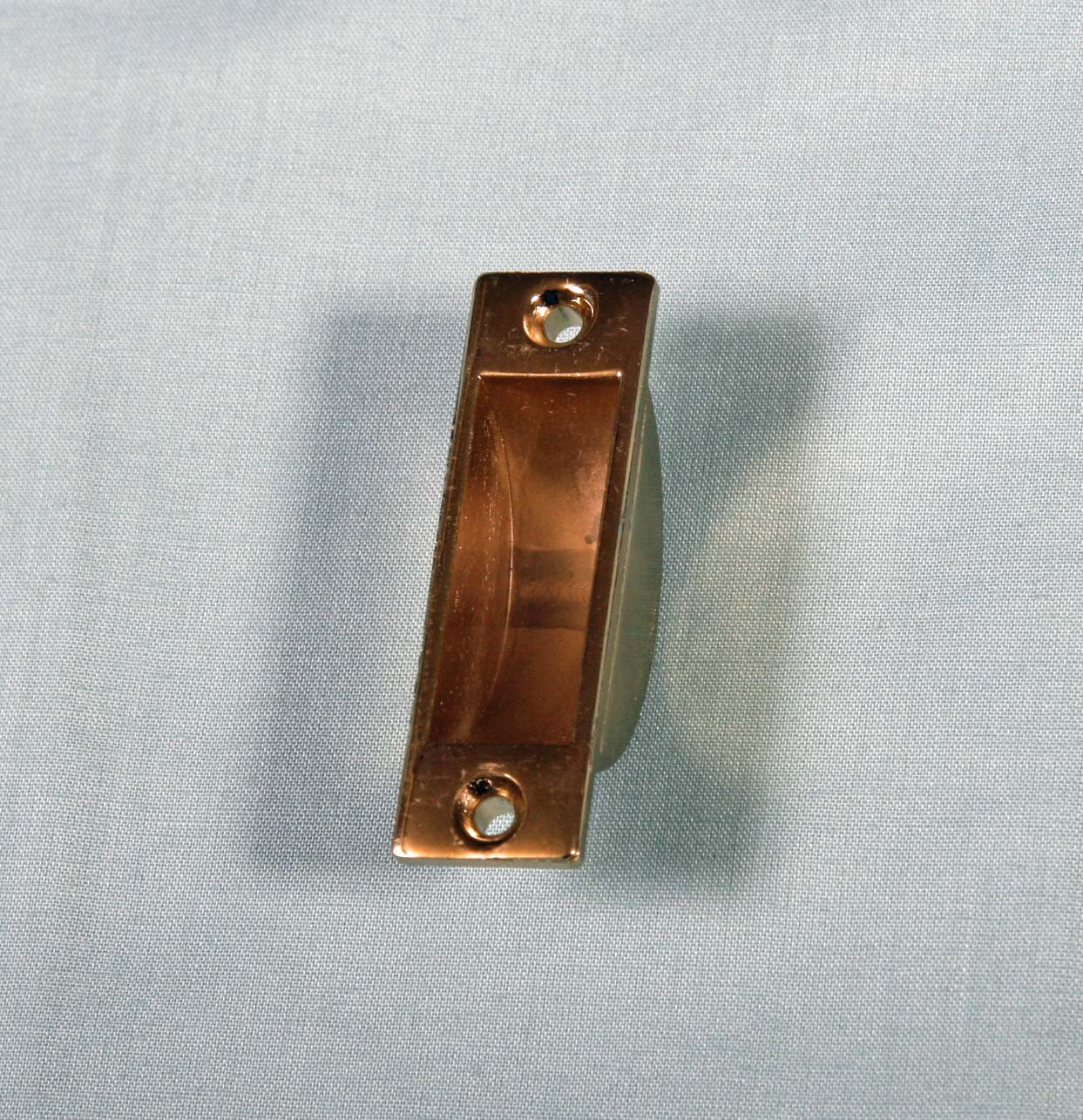Easy Clean Polished Brass Socket To Suit 11/13Mm Shoot