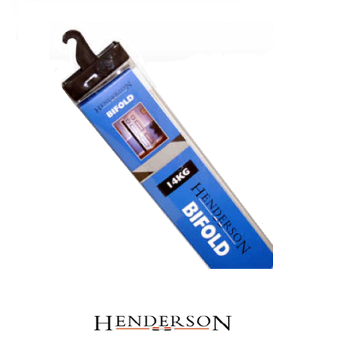 Henderson Bifold Folding Wardrobe Door Gear Set B10/2