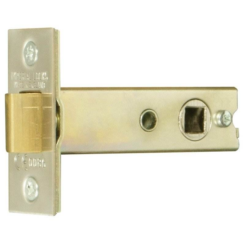 Guardian G4060 151Mm S.Steel Tubular Mortice Door Latch  sc 1 st  Doorfit & Guardian G4060 151Mm S.Steel Tubular Mortice Door Latch - Mortice ...