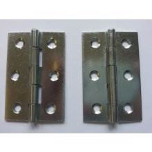 1838 63mm Zinc Plated Steel Door Hinge