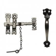 Kirkpatrick 3613 Black Antique Thumb Latch