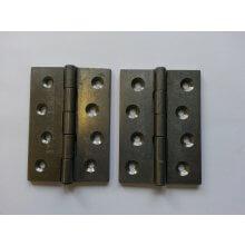899 102mm Self Colour Steel Double Pressed Door Hinge