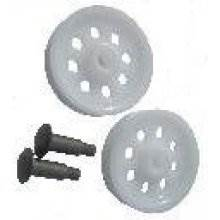 Pulleys & rivet pins  mk3c  to suit garador doors
