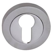 Fortessa Feesc Satin/Polished Chrome Euro Key Hole Cover