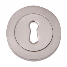 Fortessa Fesc Satin Nickel Lever Key Hole Cover