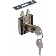232.07.605 40Mm Roller Shutter/Top Drawer Rim Lock