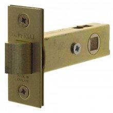 Guardian G4060 151Mm Satin Brass Tubular Mortice Door Latch