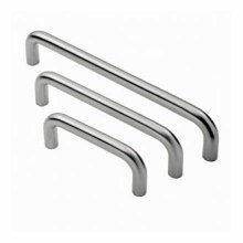 In250/225Bf 225Mm X 19Mm  S.S.S. Pull Handle Bolt Fixed