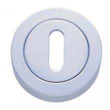 Aa3Sc S.Chrome Standard Keyhole Concealed Key Hole Cover