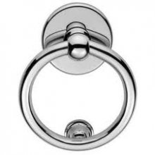 M37Cp Chrome Ring Knocker