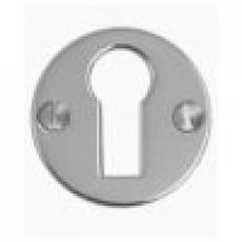 M41Cp P.Chrome Key Hole Cover Plain