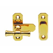 Wf13 P.Brass T-Handle Fastener