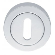 Aa3Cp P.Chrome Standard Keyhole Concealed Key Hole Cover
