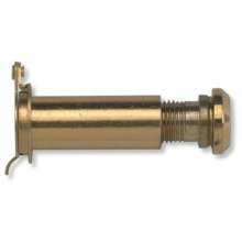 Yale P9401-Pb  P.Brass Door Viewer 160 Degree (35-57Mm Thick Doors)