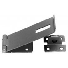 617 152Mm Galvanised Safety Hasp & Staple