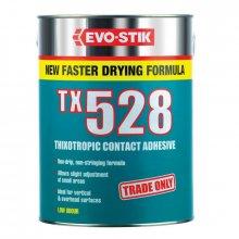 Evo-Stik TX528 Thixotropic Contact Adhesive 5 Litre