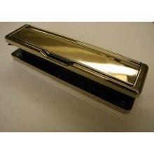 Fflp1240Hg Hardex Gold Nu-Mail Letter Plate 310Mm X 76Mm