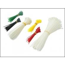 Cable Ties Assorted Sizes 100Mm To 300Mm (400 Pack)