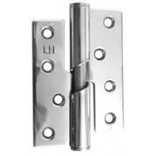 J9510 102 X 76 X 3Mm S.S.S. Left Hand Rising Door Hinge