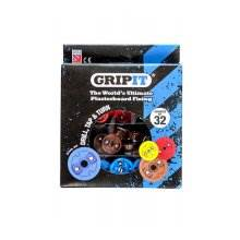 Gripit Assorted Plasterboard Fixings Pack of 32