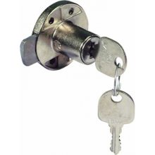 230.12.606 40Mm Mini Cupboard Rim Lock Right Hand