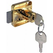 232.04.202 40Mm Cupboard Rim Lock Lock Right Hand