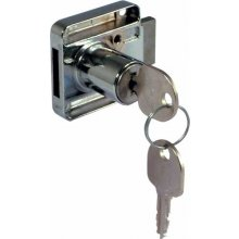 232.04.211 40Mm Cupboard Rim Lock Lock Left Hand