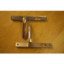 Hoppe 1729899 f3-gold 113/200lm lever door handle