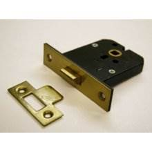 Guardian G4050 76Mm Satin Brass Mortice Door Latch