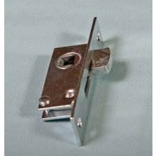 Zinc Plated Mortice Budget Lock Only 90 X 19.5 X 25.4Mm