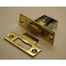 Legge E1511 50Mm Pb Adjustable Roller Catch Door Latch