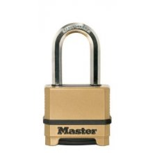 Master Excell M175DLF 55mm Combination Padlock