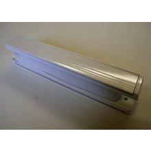 Slimline White Letter Box 326mm X 51mm