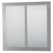Cov250X250S Saa 250Mm X 250Mm Cover Grille To Suit Fire Block