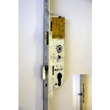 GU 2 wedge 40/70 tripac wide faceplate multipoint door lock