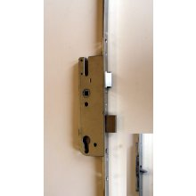 GU 2 wedge bolt multipoint door lock