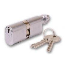 Union 85mm  Oval Cylinder & Turn Lock