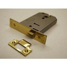 Union 26773 127MM P.Brass Horizontal Door Latch