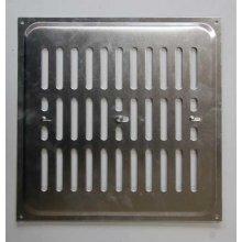 242 x 242mm Hit & Miss Vent Aluminium PR6315