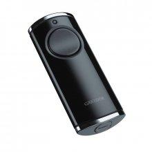 Garador 1 button transmitter - gloss black 868mhz bi-directional