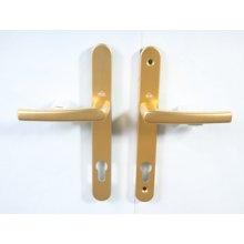 Roto r01-319953 gold lever door handle