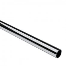 1750Mm X 25Mm Dia Chrome On Steel Tube